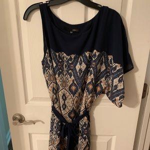 Sugarlips One Shouldered Dress